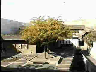 BMCC Courtyard October 23, 1998 2:45pm