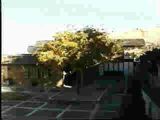 BMCC Courtyard October 26, 1998 8:01am