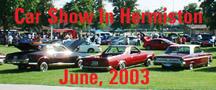 Car Show June, 2003
