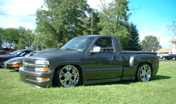 Chevy Pickup 1991