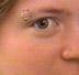 Britney's eyebrow